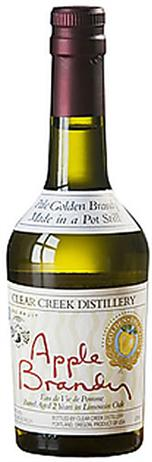 Clear Creek Brandy Apple 80@